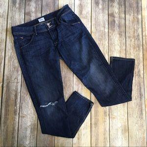 Hudson size 30 jeans.